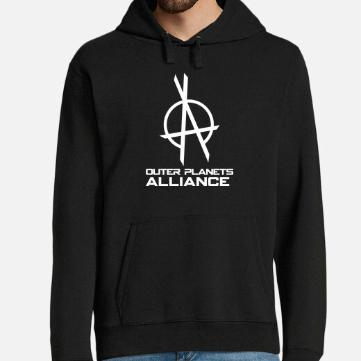 Sudadera Outer Planets Alliance - The Expanse