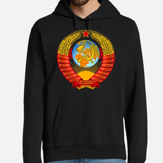 Sudadera State Emblem of the Soviet Union