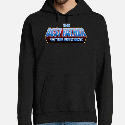 Sudadera The Best Father of the Universe