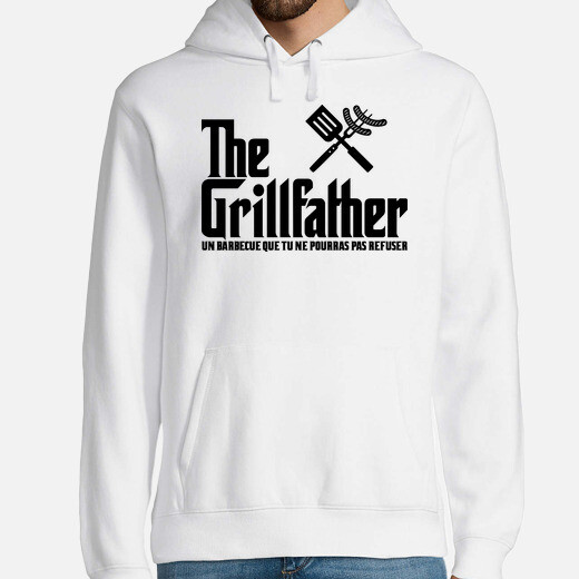 Sudadera The Grillfather (fra)