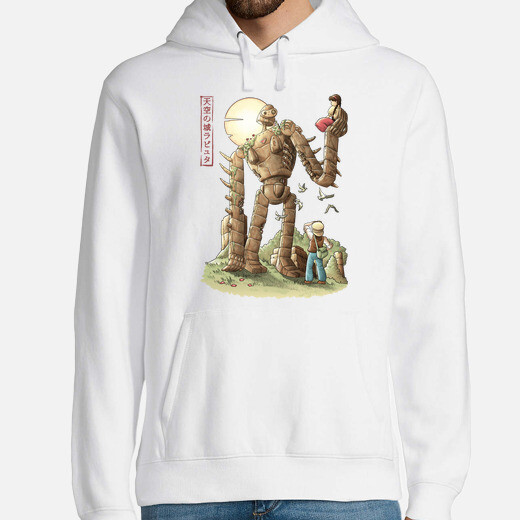 Sudadera The Robot in the Sky