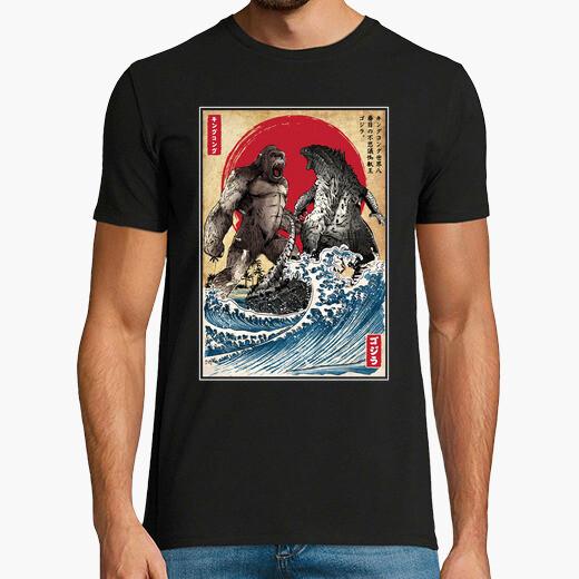 T-shirt battle for l39 age s