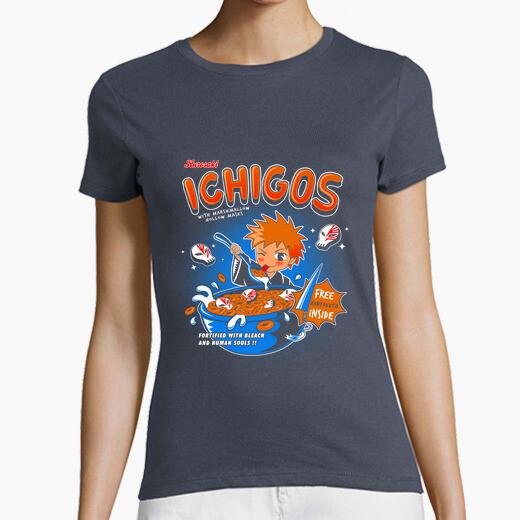 T-shirt cereali cave