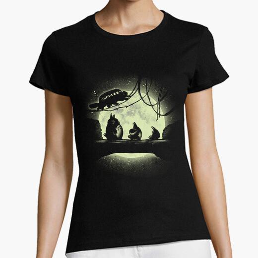 T-shirt guardiani forestali