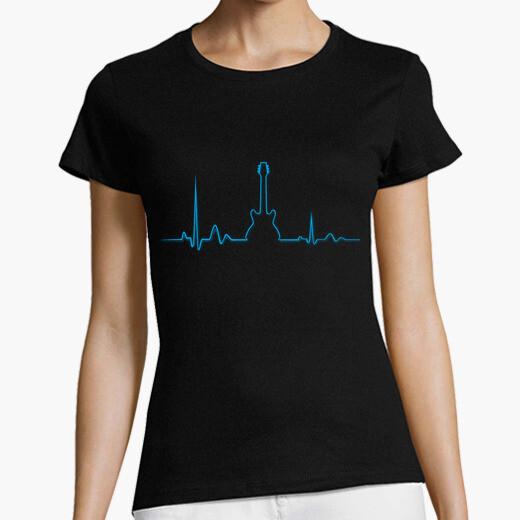 T-shirt i live Rock
