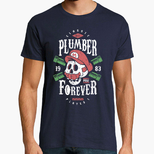 T-shirt idraulico forever