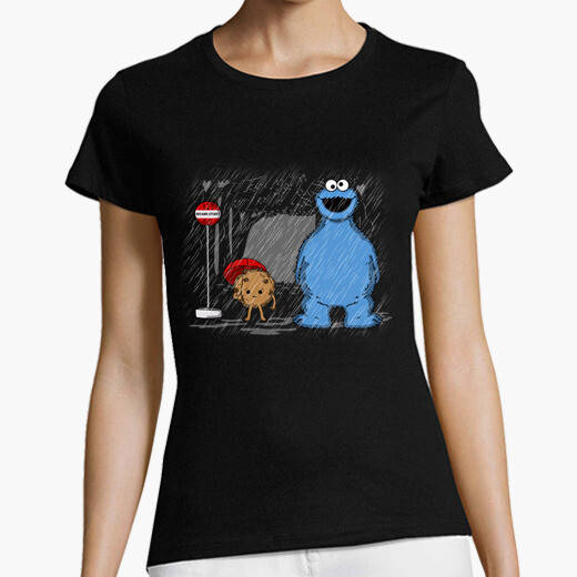 T-shirt il mio vicino cookie monster