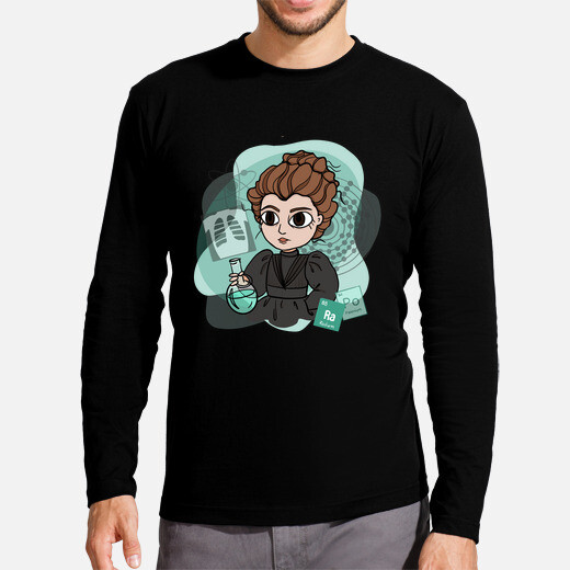 T-shirt marie curie