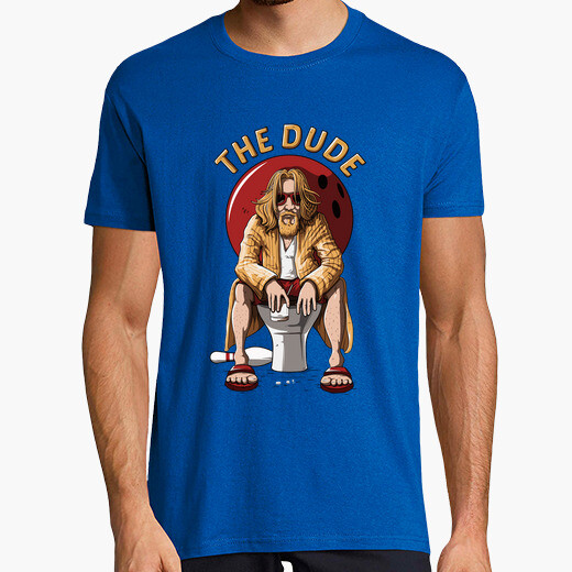 T-shirt The dude