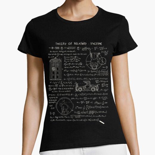 T-shirt theory of relativity