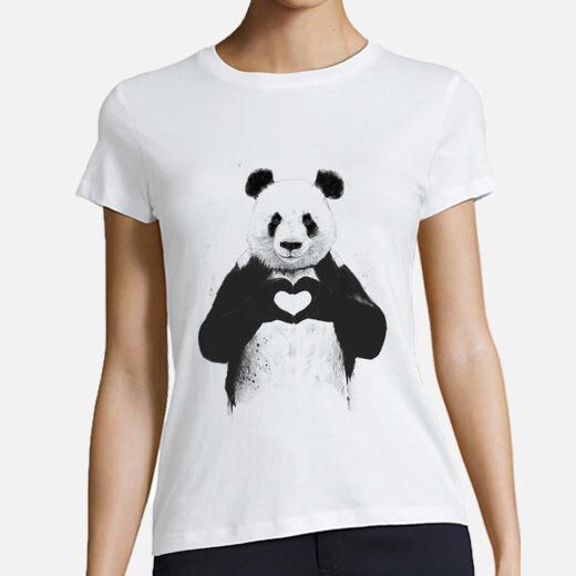 Tee-shirt All you need is love