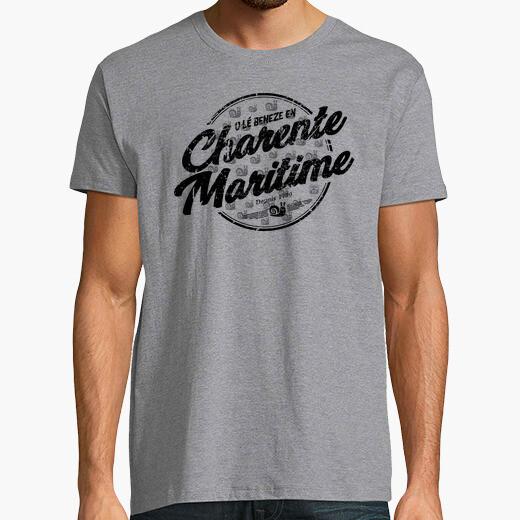 Tee-shirt Charente Maritime depuis 1790