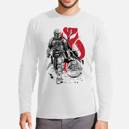 Tee-shirt chasseur solitaire and petit