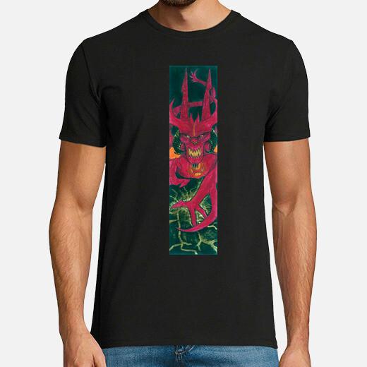 Tee-shirt diable
