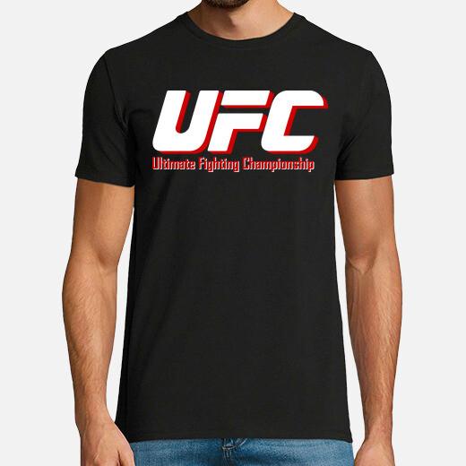 Tee-shirt kickboxing mma ufc