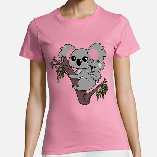 Tee-shirt koalas kawaii