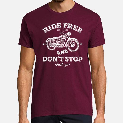 Tee-shirt Ride Free