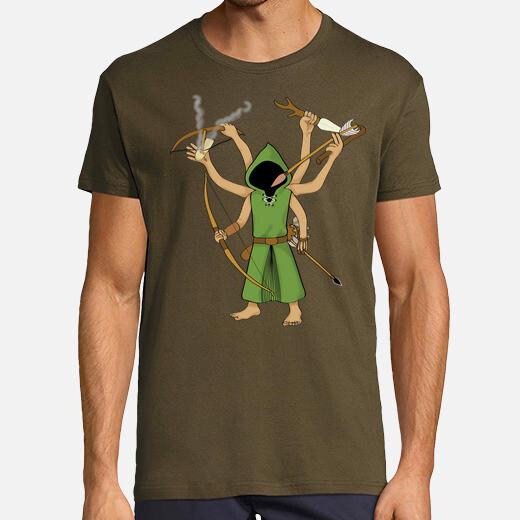 Tee-shirt survie