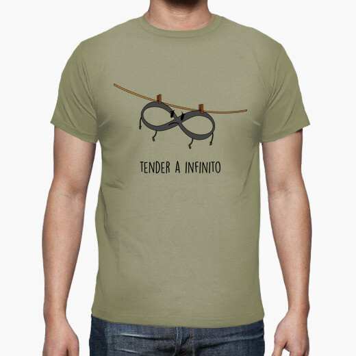 Tend to infinity t-shirt