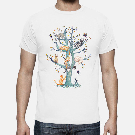 the tree of cat life