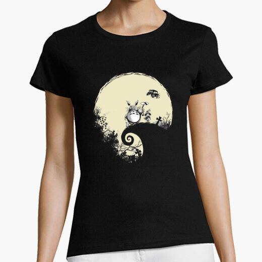 Totoro jack visit t-shirt