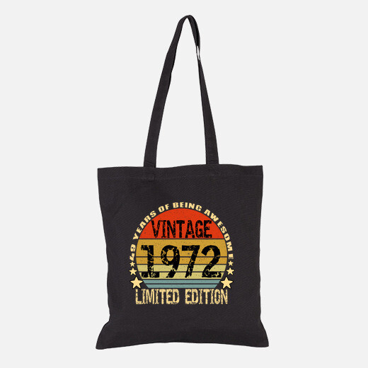 vintage 1972 limited edition 49  years