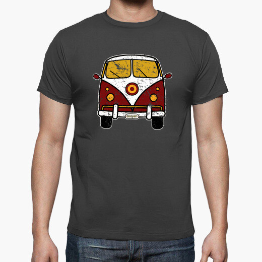 Vintage surf why t-shirt