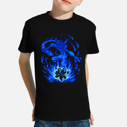 Water Ninja Within - Kids Shirt kids clothes