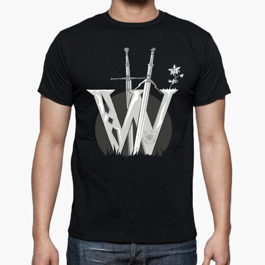 Witcher breath of the wild t-shirt