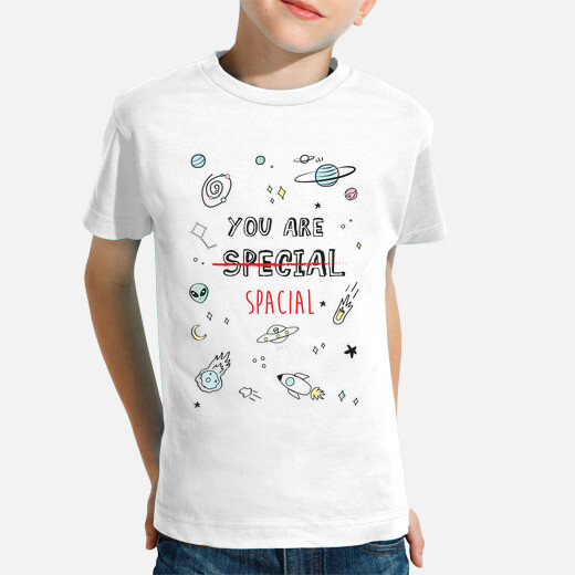 you are spacial